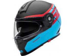 prilba na moto schuberth s2 sport rush blue