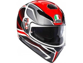 Prilba AGV K-3 SV Proton Black Red