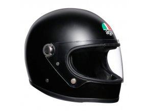 prilba na moto agv x3000 matt black