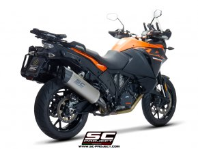 Výfuk SC Project KTM 1290/1190 Super Adventure 17-18 Adventure KTM08-86T