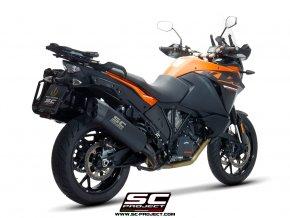 Výfuk SC Project KTM 1290/1190 Super Adventure 17-18 Adventure KTM08-86MB