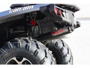 výfuk na moto biggun canam outlander 800r xt 1000xt xmr 12 16 evo utility