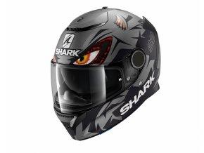 Prilba SHARK Spartan Lorenzo Austria GP Mat 1.2 AKA