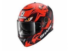 Prilba SHARK Spartan Lorenzo Austria GP Mat 1.2 RKR
