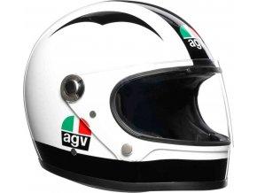 prilba na moto agv x3000 nieto tribute