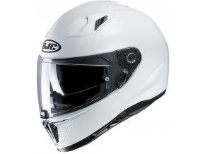 Prilba HJC i70 Semi Pearl White