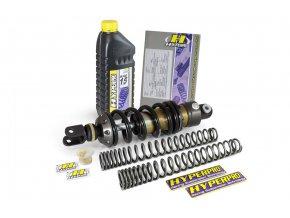 Honda CBF 600  08> HYPERPRO Street box SB-HO06-0AG