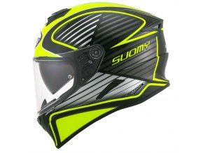 Prilba SUOMY Stellar Cruiser Yellow Fluo