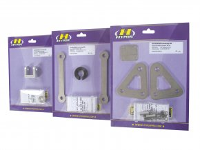 Honda CBR 600 RR 07-> Zadné zníženie  -40 mm Hyperpro LK-HO06-009-40