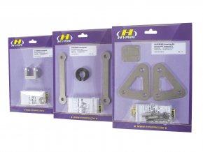 Honda NC 700 X 12> Zadné zníženie  -35 mm Hyperpro LK-HO07-003-35