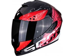 Prilba Scorpion  EXO-1400 Air Classy Black Red
