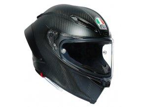 Prilba AGV Pista GP RR Mono Matt Carbon