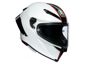 Prilba AGV Pista GP RR Scuderia Carbon White Red