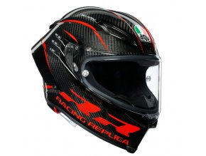 Prilba AGV Pista GP RR Performance Carbon Red