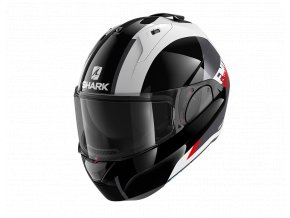Prilba SHARK Evo ES Endless Black Red White WKR