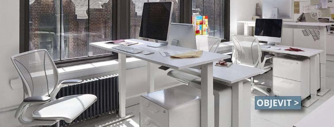 Nejkvalitnější výškově stavitelný stůl s 5letou zárukou