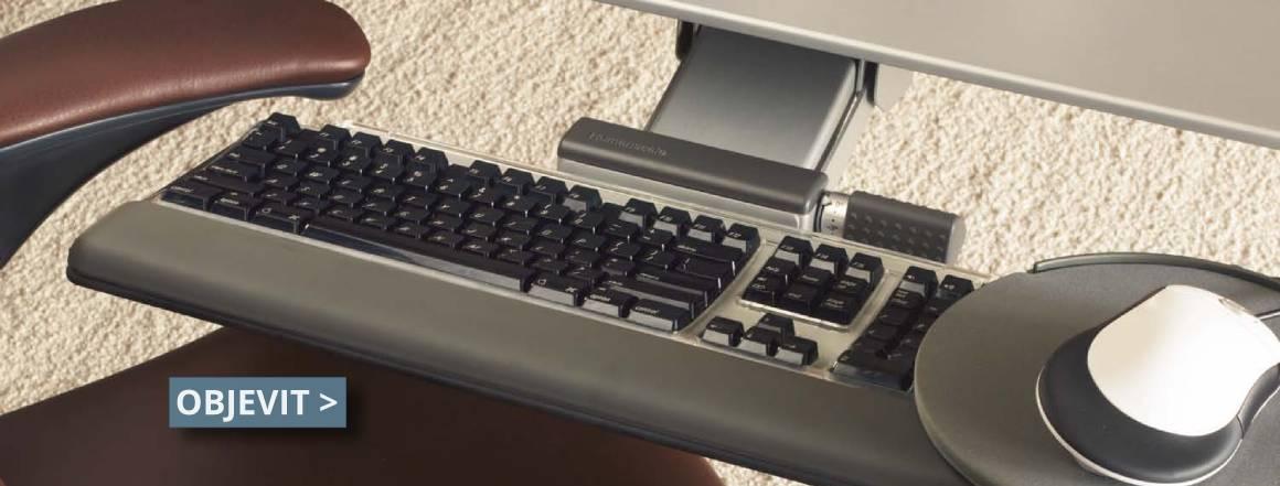 Profesionální klávesnicové systémy