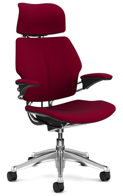 Židle s opěrkou hlavy