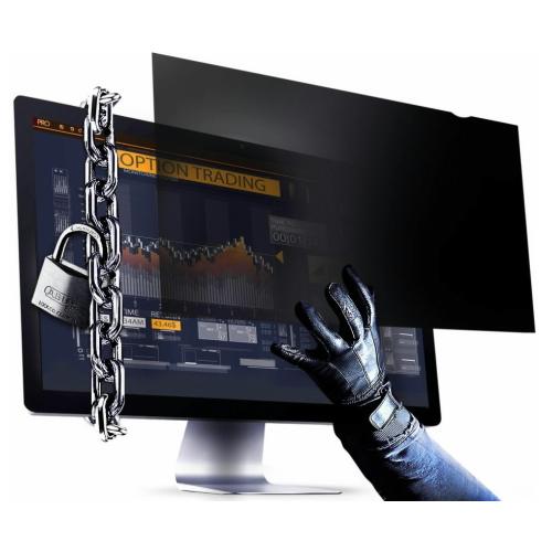 Privátní a antireflexní filtry filtry monitoru