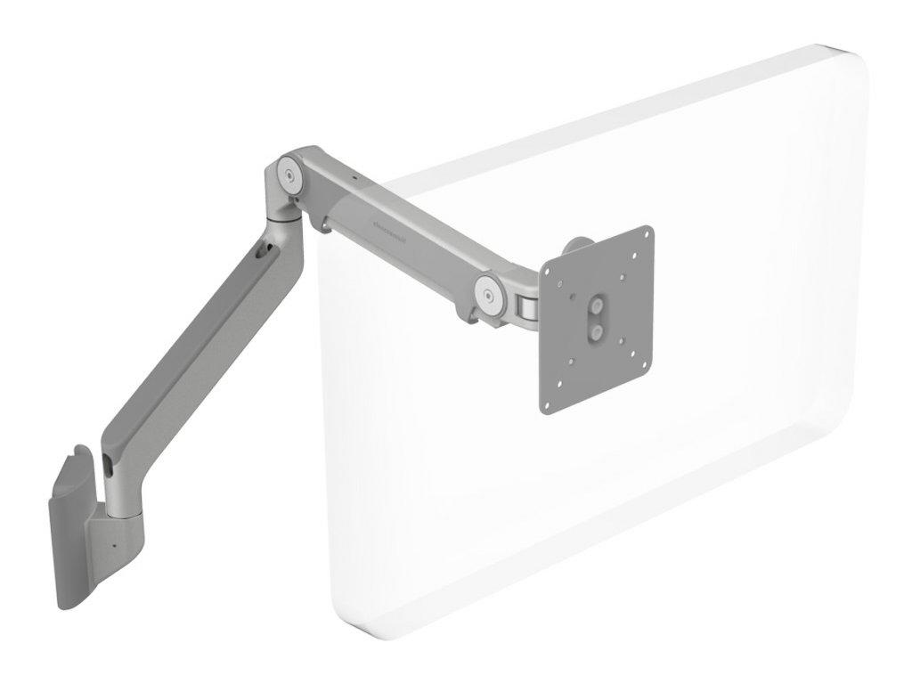 Humanscale M2 stojan na displej upevnění na zeď - stříbrná (M2HS1S)