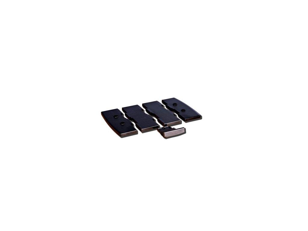 Hansa vložená deska pro stojany - černá (2930V)