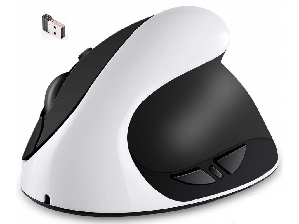 ilg EM011WW Wow Pen Comfi II bezdrátová vertikální myš (EM011-WW)
