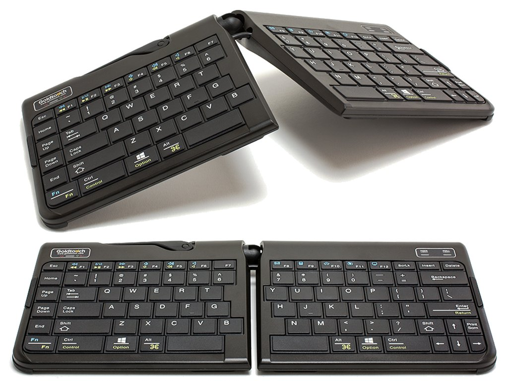 goldtouch go 2 mobile bluetooth keyboard