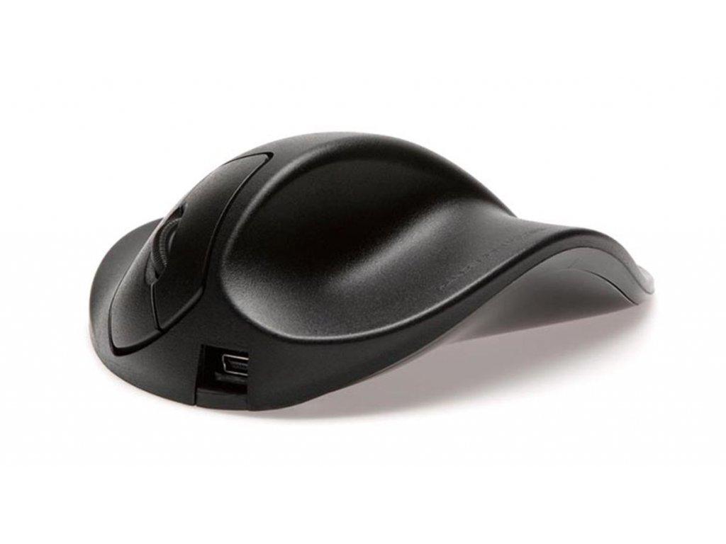 handshoe mouse light click medium wireless