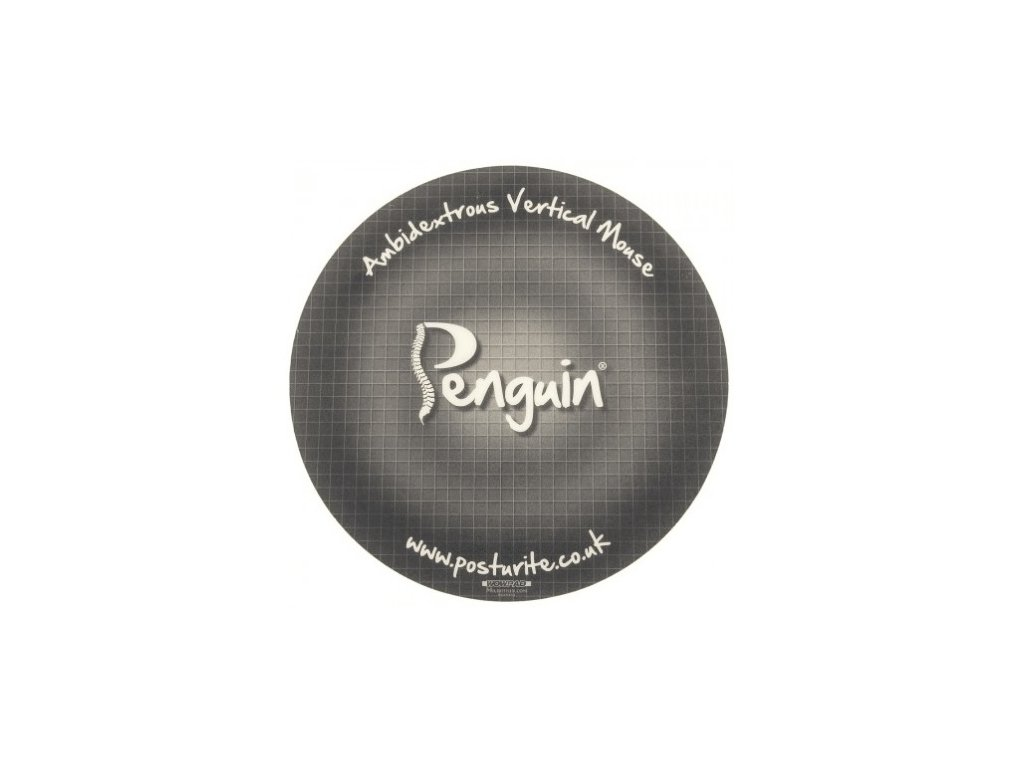 Posturite Ltd. Penguin podložka pod myš samolepicí
