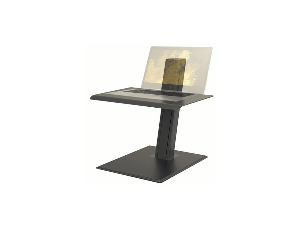 Humanscale QuickStand Eco QSEBL černá pro laptopy
