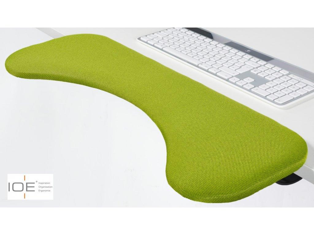 ioe-rest-ergonomicka-podlozka-pod-obe-paze-zelena-7541