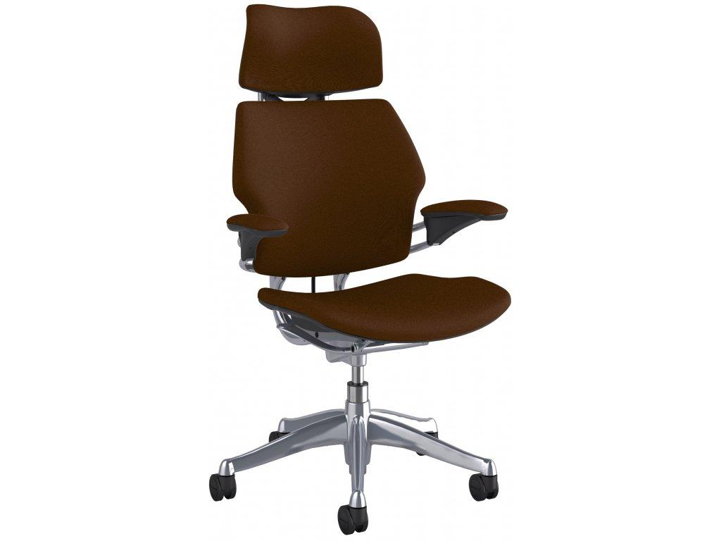 humanscale-ergonomicka-zidle-s operkou-hlavy-freedom--f211av212