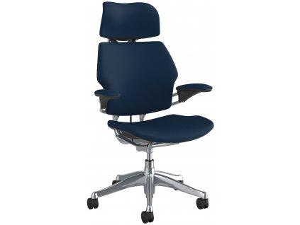 humanscale-zidle-kancelarska-s-operkou-hlavy-freedom--f21mao002gs