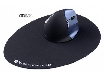 Bakker Elkhuizen EMP podložka pod myš tepelně-izolační černá