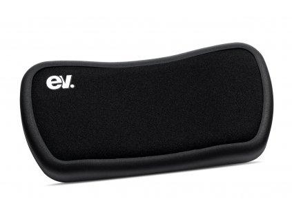 EV. podložka pod zápěstí GEL jezdící černá
