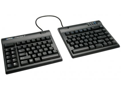 Freestyle2 PC Kinesis KB800PB US Ergonomic Split Keyboard for