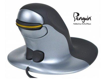 penguin-large-vertikalni-dratova-mys-dle-velikosti-vasi-dlane