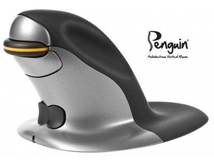 mys-penguin-medium-vertikalni-bezdratova