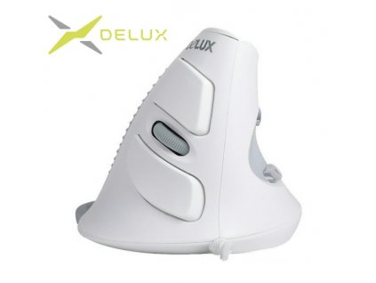 Delux M618-W Wired mouse white