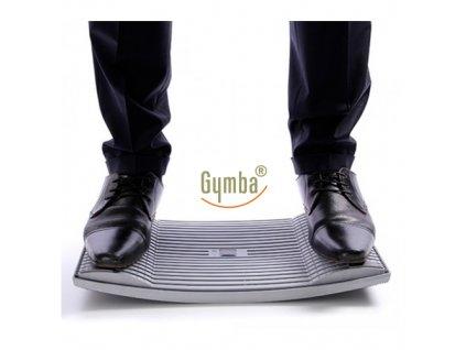 Gymba® Antracit aktivní podložka k výškově stavitelnému stolu