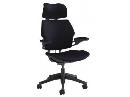 humanscale-freedom-s-operkou-hlavy-task-kancelarska-ergonomicka-zidle- F21MGW101-graphite