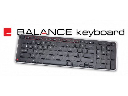 balance-keyboard-bezdratova-ergonomicka-klavesnice
