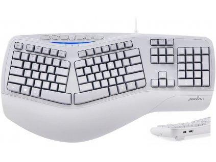 ergonomicka-klavesnice-bila-perixx-periboard-11405