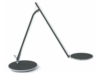 Humanscale stolní LED lampa Infinity LED light černá (NF3UBB)