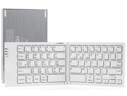 klavesnice-k-tabletu-perixx-805-skladaci-bila