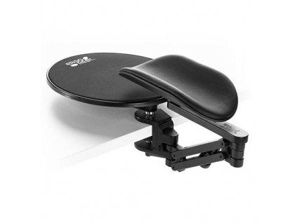 Ergorest® 352 026 černá s podložkou pod myš