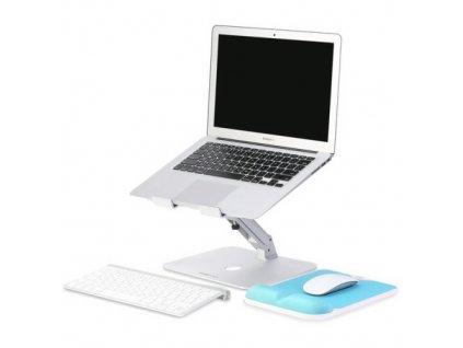 Jincomso univerzální nastavitelný stojan na telefon, tablet a dokumenty hliníkový