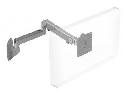Humanscale M2 stojan na displej upevnění na kolejnici stříbrno-šedá (M2SS2S)