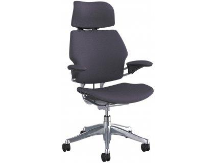 humanscale-freedom-ergonomicka-zidle-s-operkou-hlavy-gel--f21mav114gs