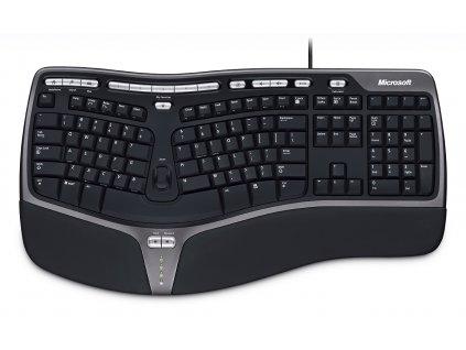 microsoft-natural-ergonomic-keyboard-4000-cz-ergonomicka-klavesnice